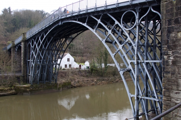 Iron Bridge (Foto: Tony Hisgett / CC-BY-SA)