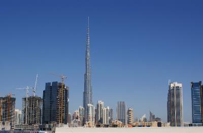 2010: Burj Khalifa, Vereinigte Arabische Emirate