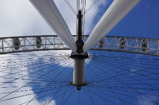 2000: London Eye, Großbritannien