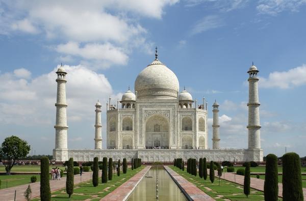 Taj Mahal, Agra (photo: Yann & Jim Cartar / CC-BY-SA)