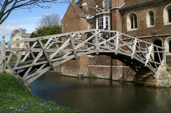 Mathematical Bridge (Foto: Nicolas Janberg)