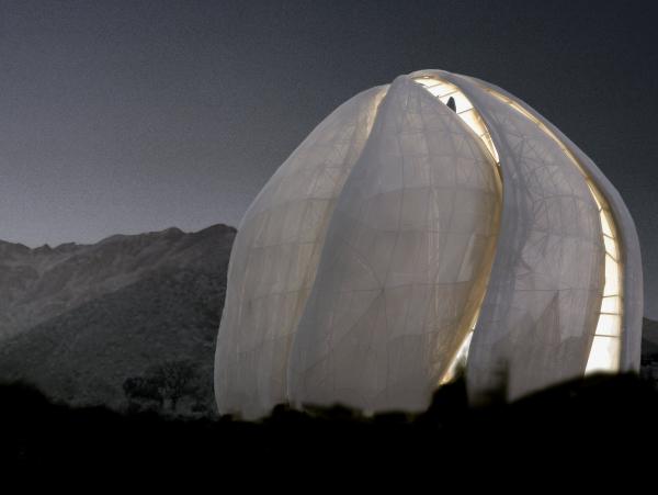 Temple of Light, Santiago de Chile (photo: Hariri Pontarini Architects)