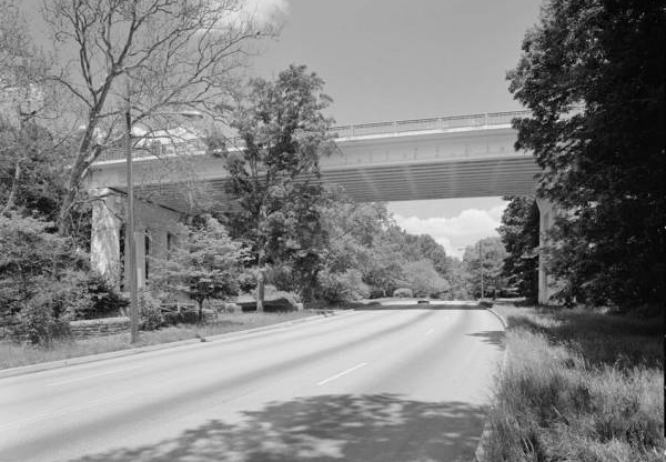 Walnut Lane Bridge (Foto: HAER)