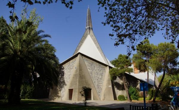 Parroquia de Nuestra Señora de Guadalupe, Madrid (photo: Nicolas Janberg)