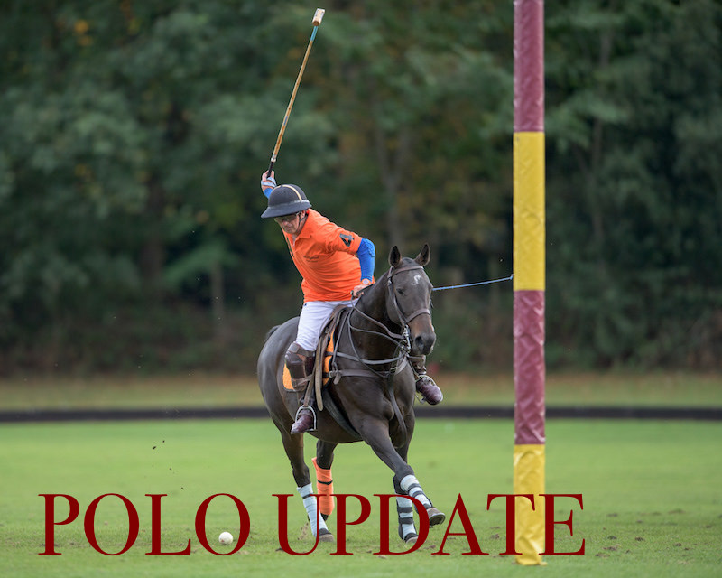 Polo Update End of 2018 Season