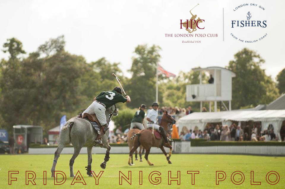 Ham Polo Club Friday Evening, Polo and Party