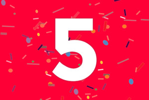Tad Web Solutions Turns 5!