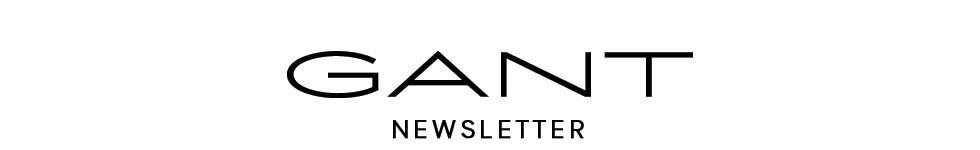 GANT Newsletter