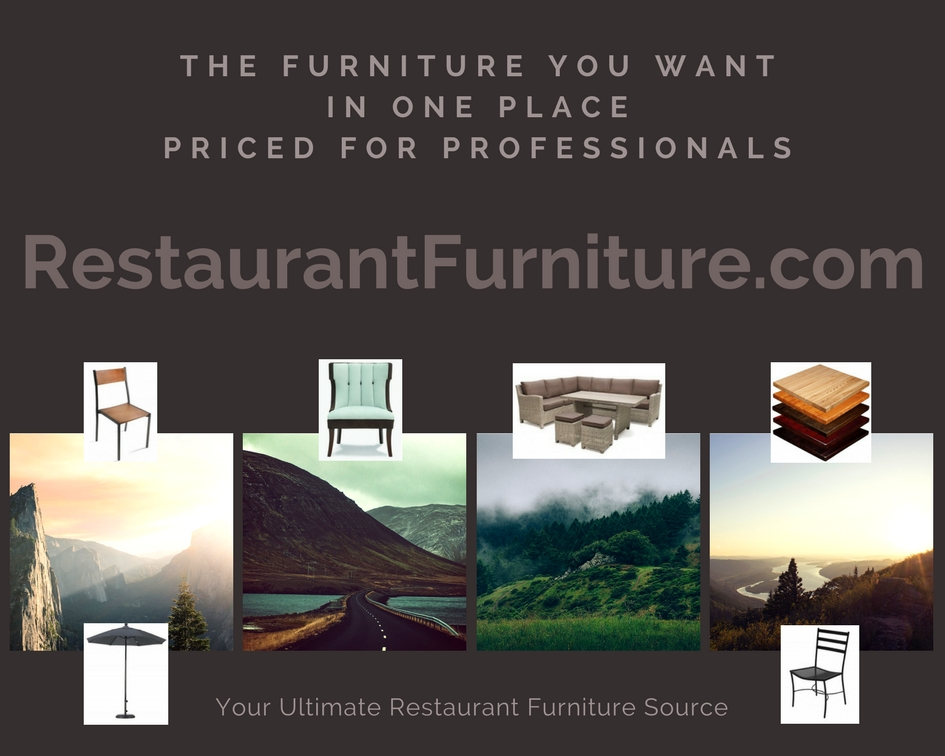 Shop RestaurantFurniture.com -- Your Ultimate Restaurant Furniture Source