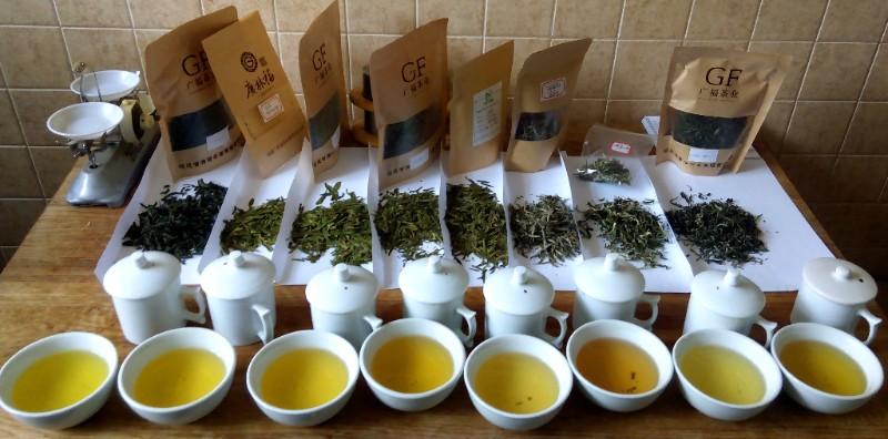 Свежий чай урожая 2017 года