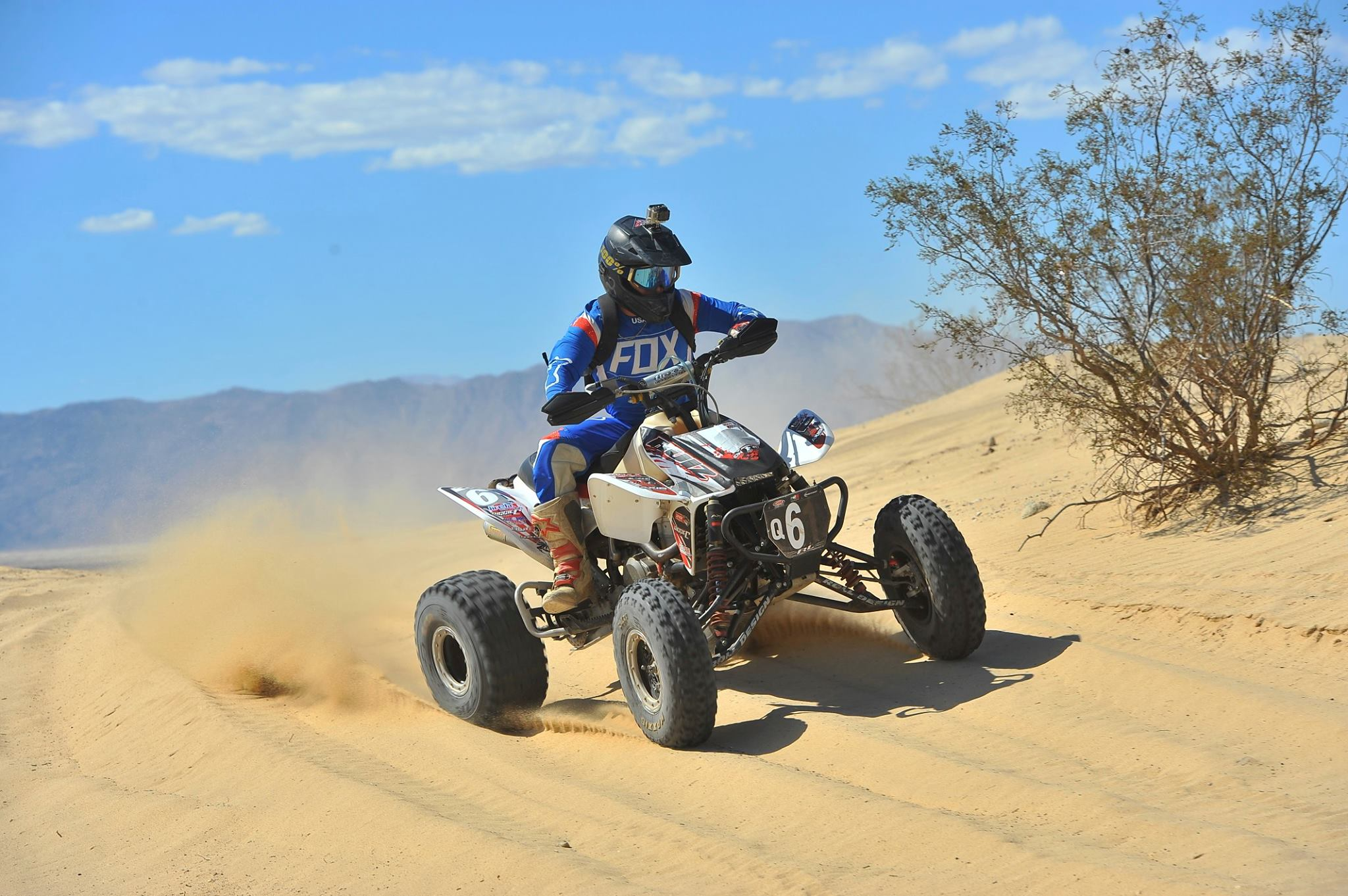Colt Brinkerhoff AMA WHS ATV Champion!