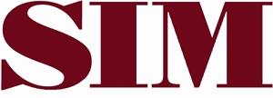 SIM logo & link