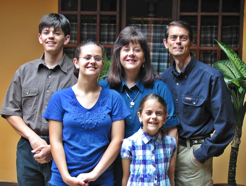 Rains Family Photo