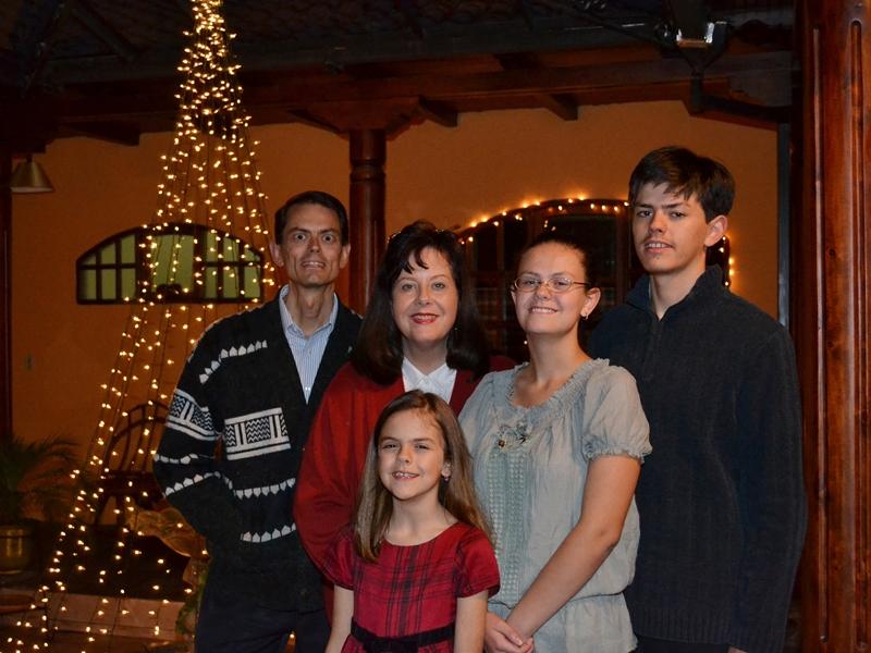 Photo: Rains Family December 2012