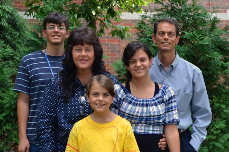 Photo: Rains Family