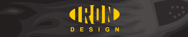 Iron Design Newsletter Invite