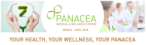 Panacea Medical and Wellness Centre March 2018