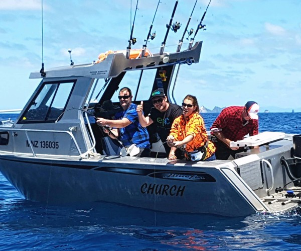 Epic fishing charters