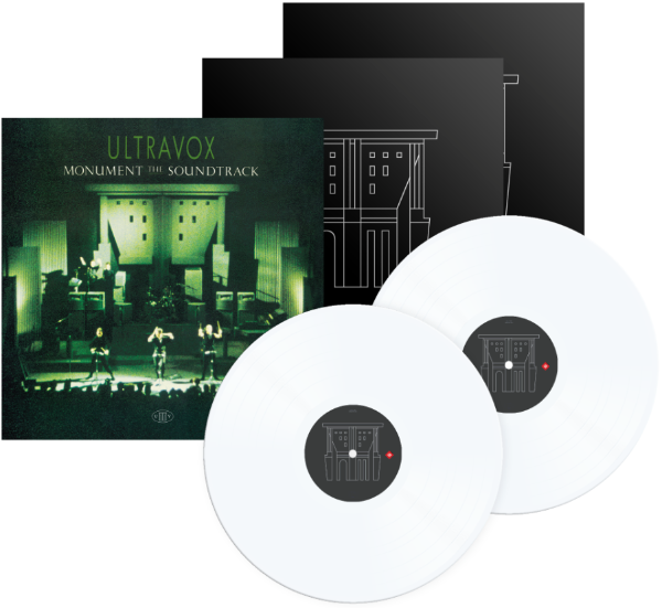 Vinyl180 re-release of Monument the Soundtrack on vinyl in 2015