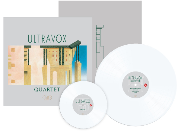 Vinyl180 re-release of Vienna on vinyl in 2014