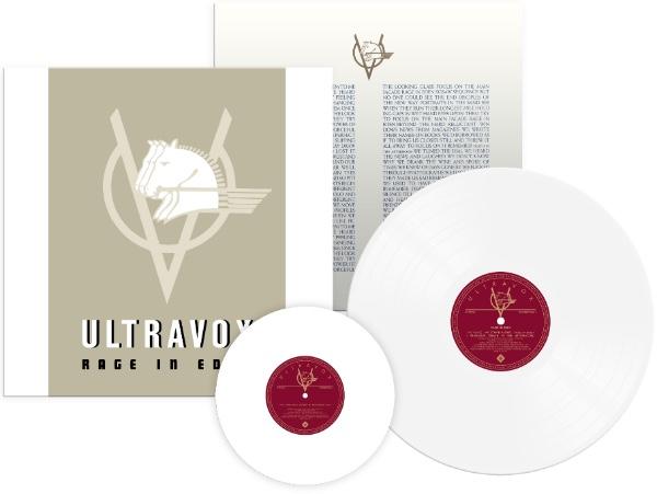 Vinyl180 re-release of Rage in Eden on vinyl in 2015