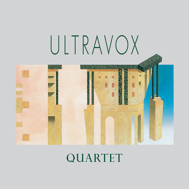 Ultravox Quartet 2CD digipak