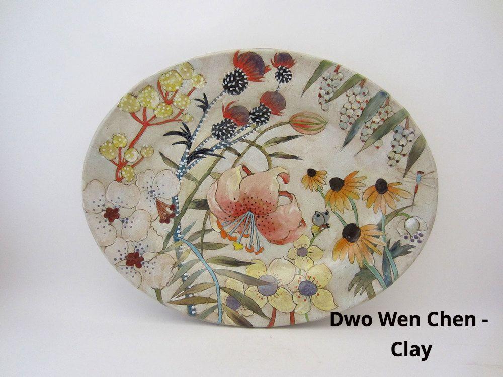 Dwo Wen Chen - Clay