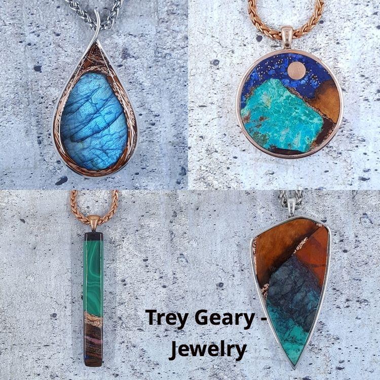 Trey Geary - Jewelry