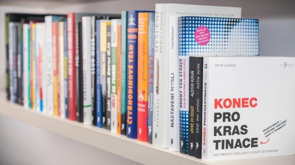 AKCE: dva kupony pro slevu na papírové knihy (–22 % až –33 %) a eknihy za –50 %