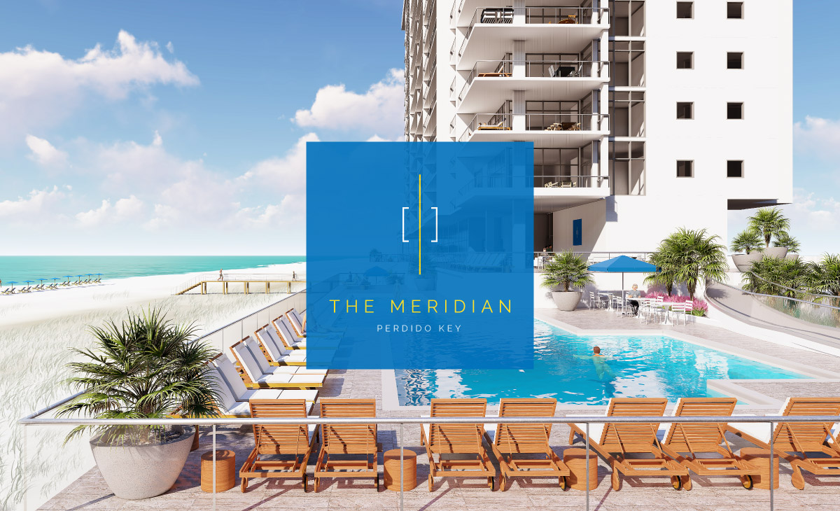The Meridian on Perdido Key – A vision of modern beachfront living