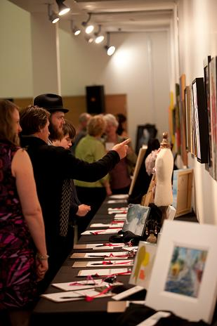 2012 Art Auction - Art Gallery of Grande Prairie