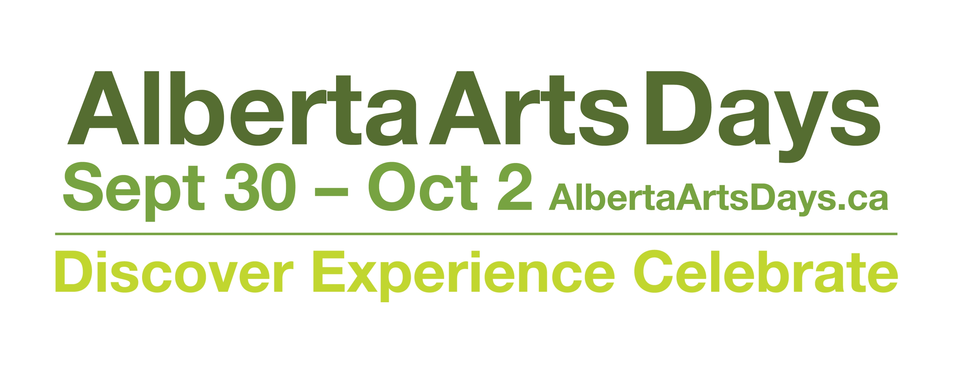 Alberta Arts Days 2011