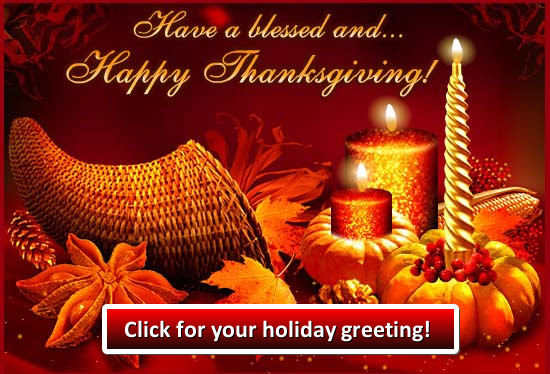 Happy Thanksgiving from Click Magnet!