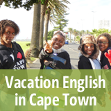 Vacation English in Cape Town