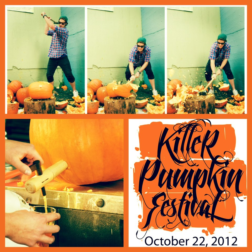 Killer Pumpkin Festival at The Green Dragon