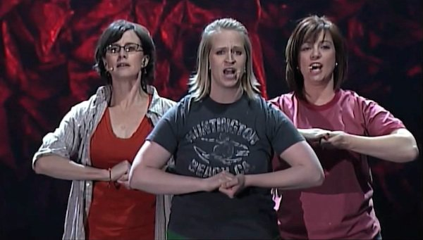Three Tired Moms Step On Stage And Stun Everyone When The Music Starts