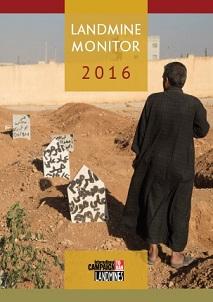 Landmine Monitor 2016 cover