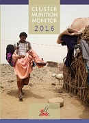 Cover - Cluster Munition Monitor 2016