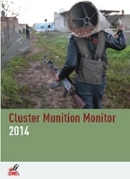 Cover - Cluster Munition Monitor 2014