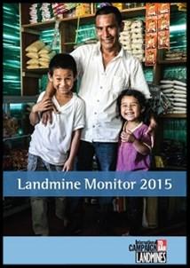 Cover - Landmine Monitor 2015