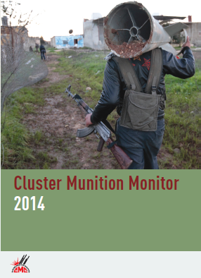 Cluster Munition Monitor 2014 cover