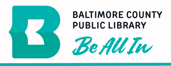 New Baltimore County Public Library logo and tagline