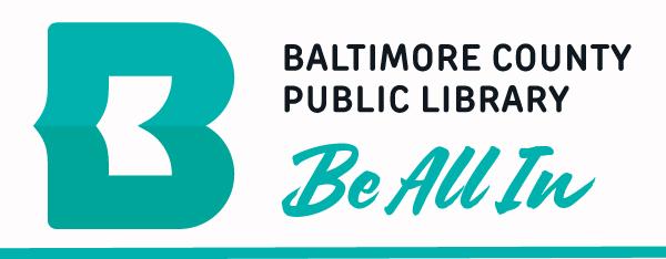 New Baltimore County Public Library logo and tagline