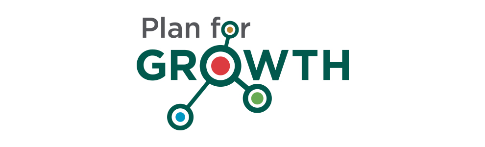 Plan for Growth Logo