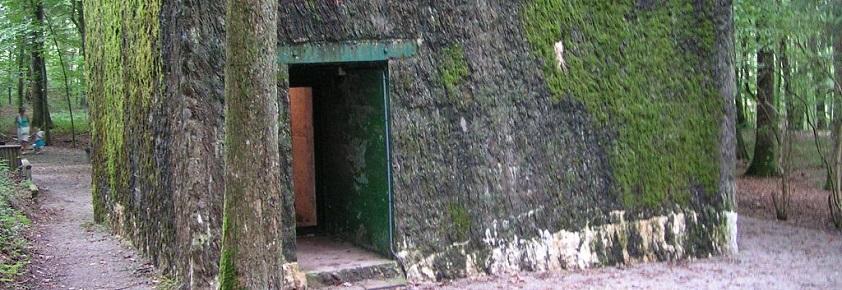 Studiebezoek Bunker Hitler Brûly en de stuwdam van Plate-Taille in Couvin