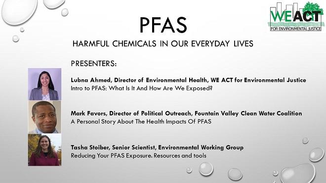 PFAS Webinar