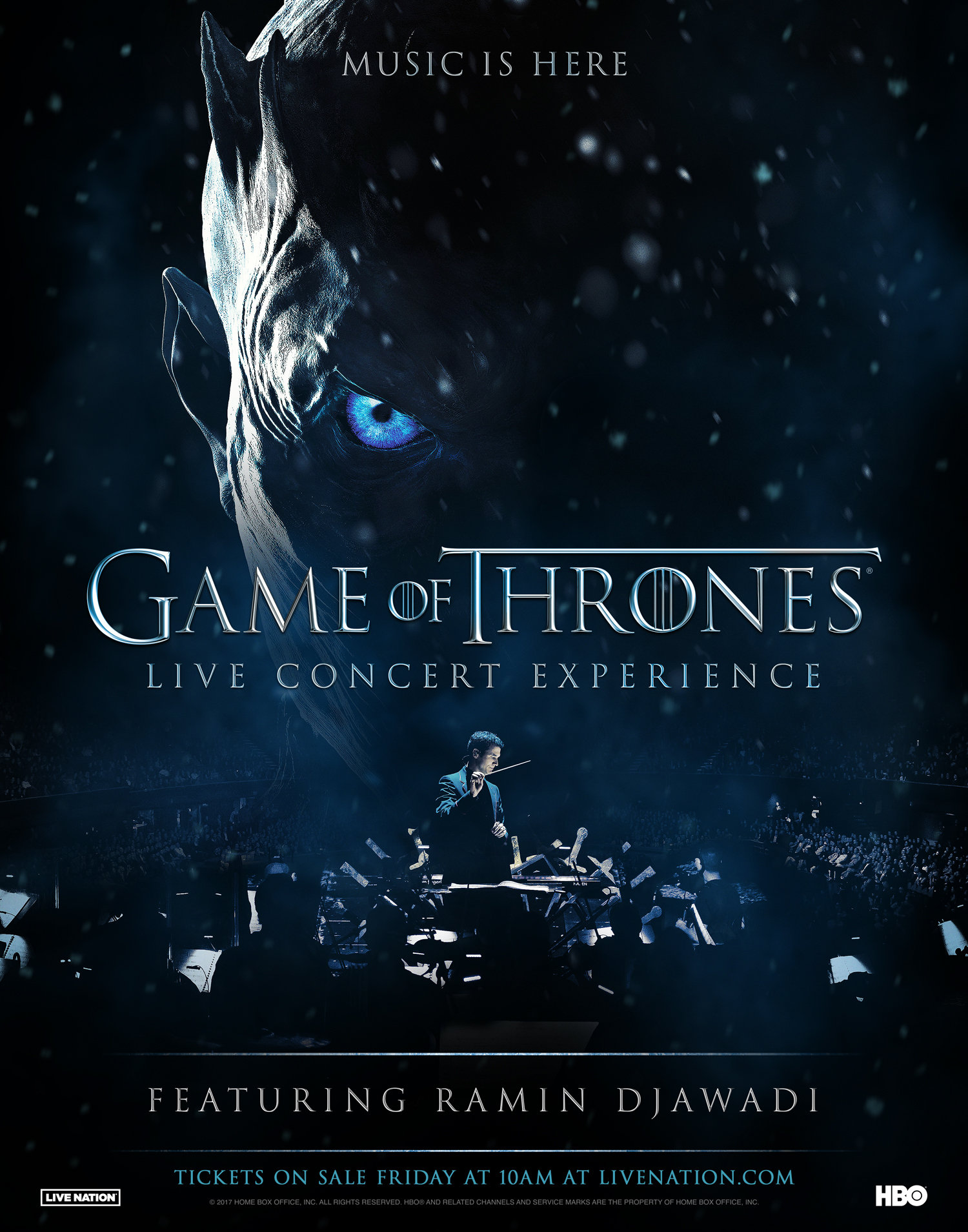 Game of Thrones Live Concert Coming to the UK