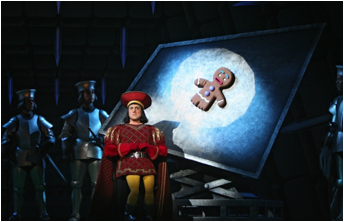 Description: Company:pr:PR_Share:CLIENTS:20th Century Fox US:Shrek The Musical:Still Images:APPROVED-ShrekNY114_Farquaad-amp-Gingy_rgb.jpg