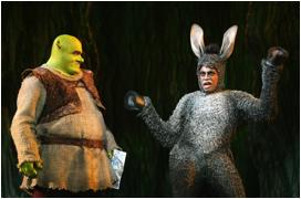 Description: Company:pr:PR_Share:CLIENTS:20th Century Fox US:Shrek The Musical:Still Images:APPROVED-ShrekNY101_Shrek-amp-Donkey2_rgb.jpg