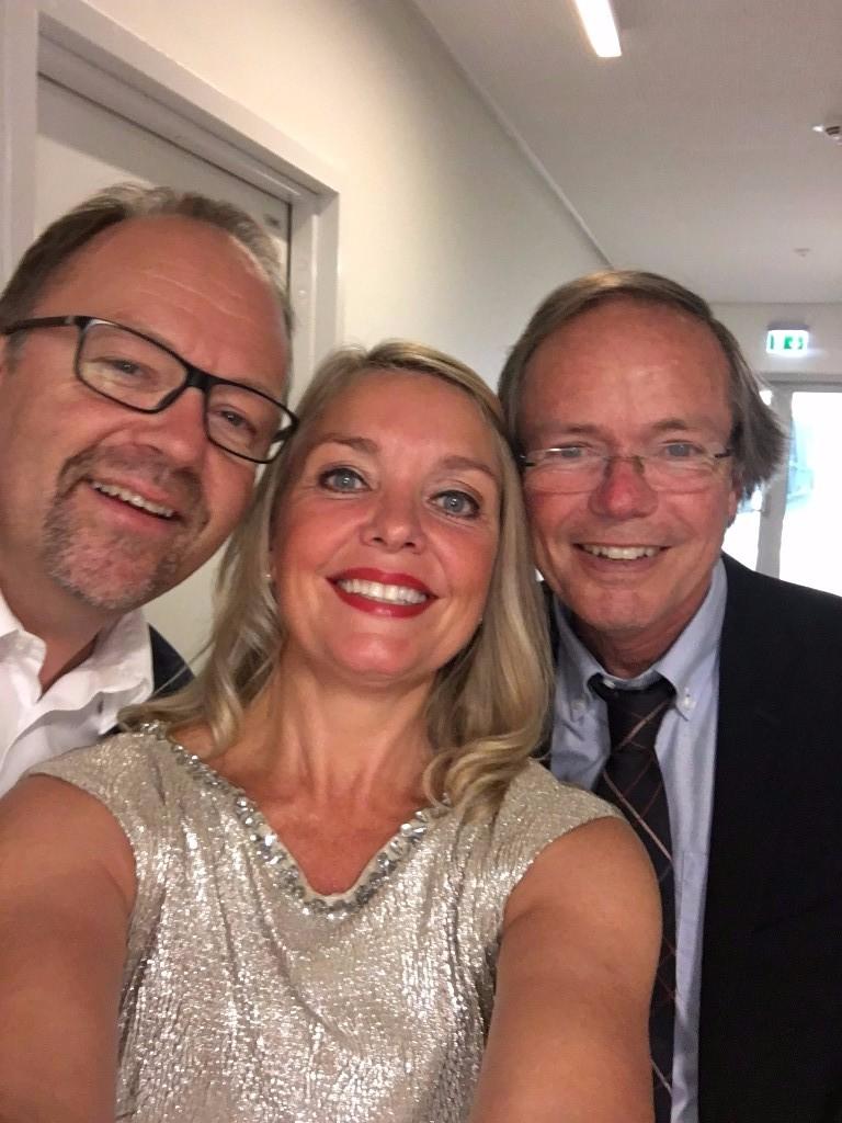 Lars Ole Schmidt, Elsebeth Dreisig, Flemming Dreisig